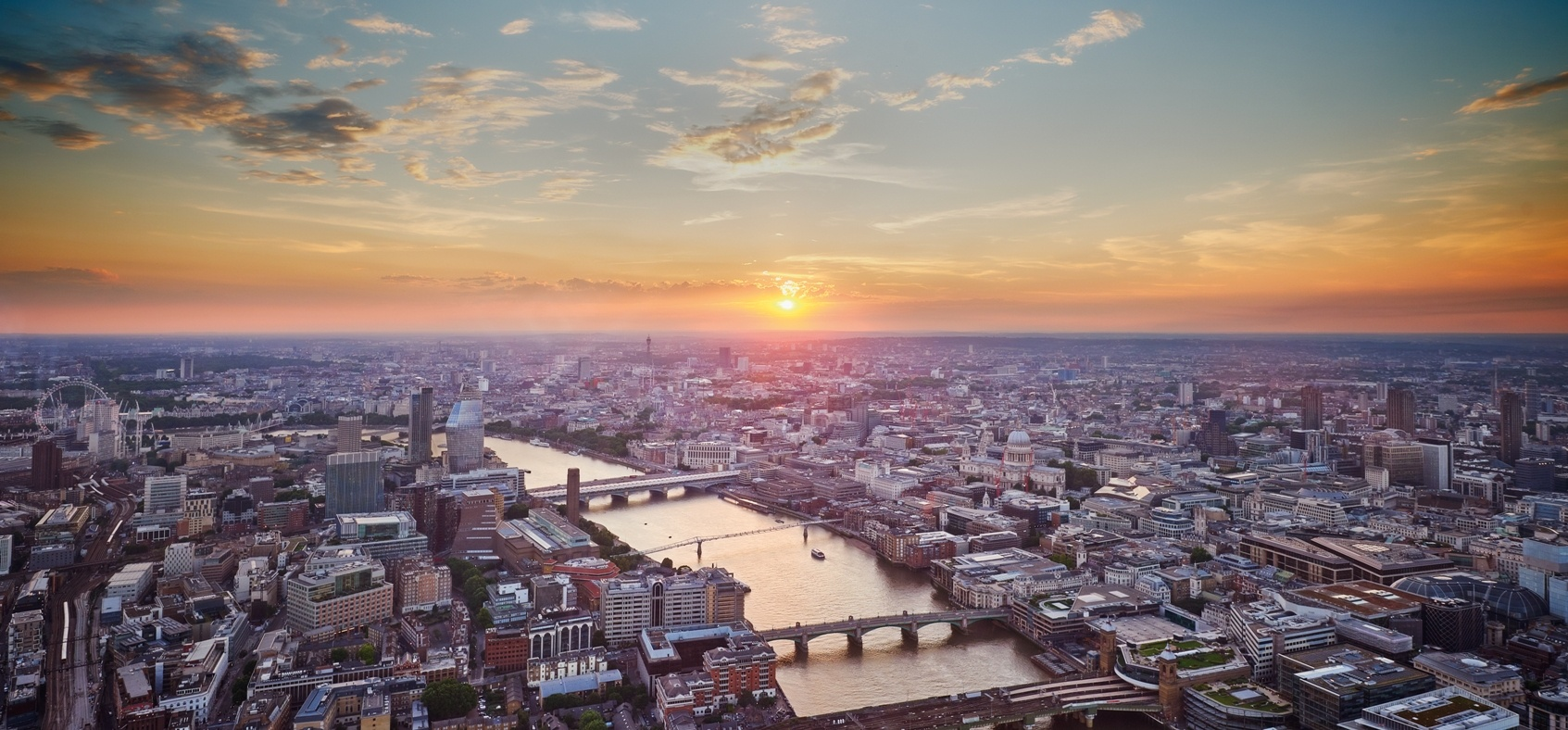 The View from The Shard with Lunch Cruise for Two-9