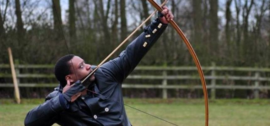 Longbow Archery Experience - Essex-2