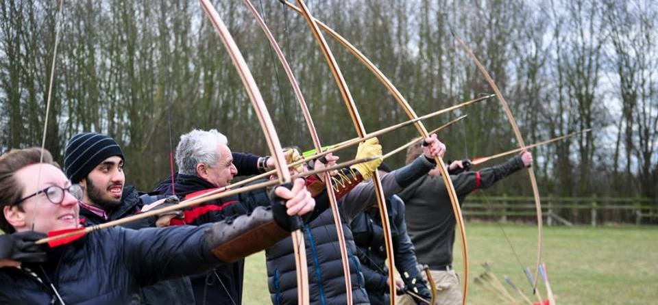Longbow Archery Experience - Essex-6