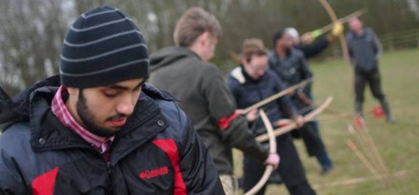 Longbow Archery Experience - Essex-3