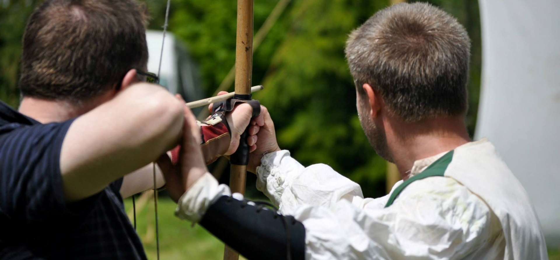 Longbow Archery Experience - Essex-4
