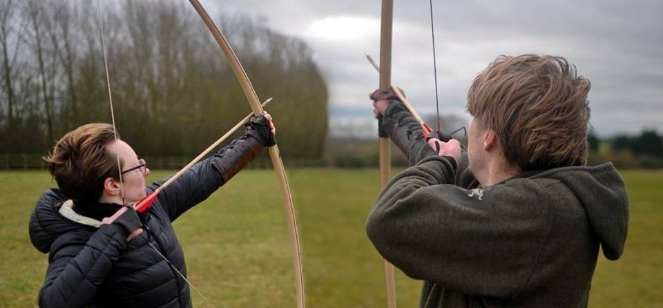 Longbow Archery Experience - Essex-1