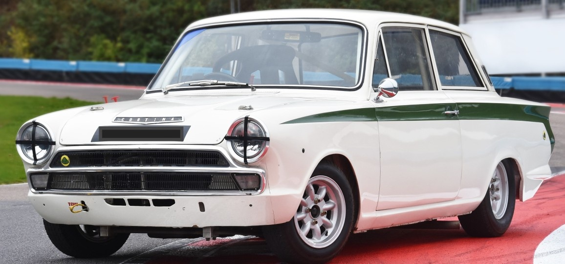 Lotus Cortina 6 Mile Driving Experience