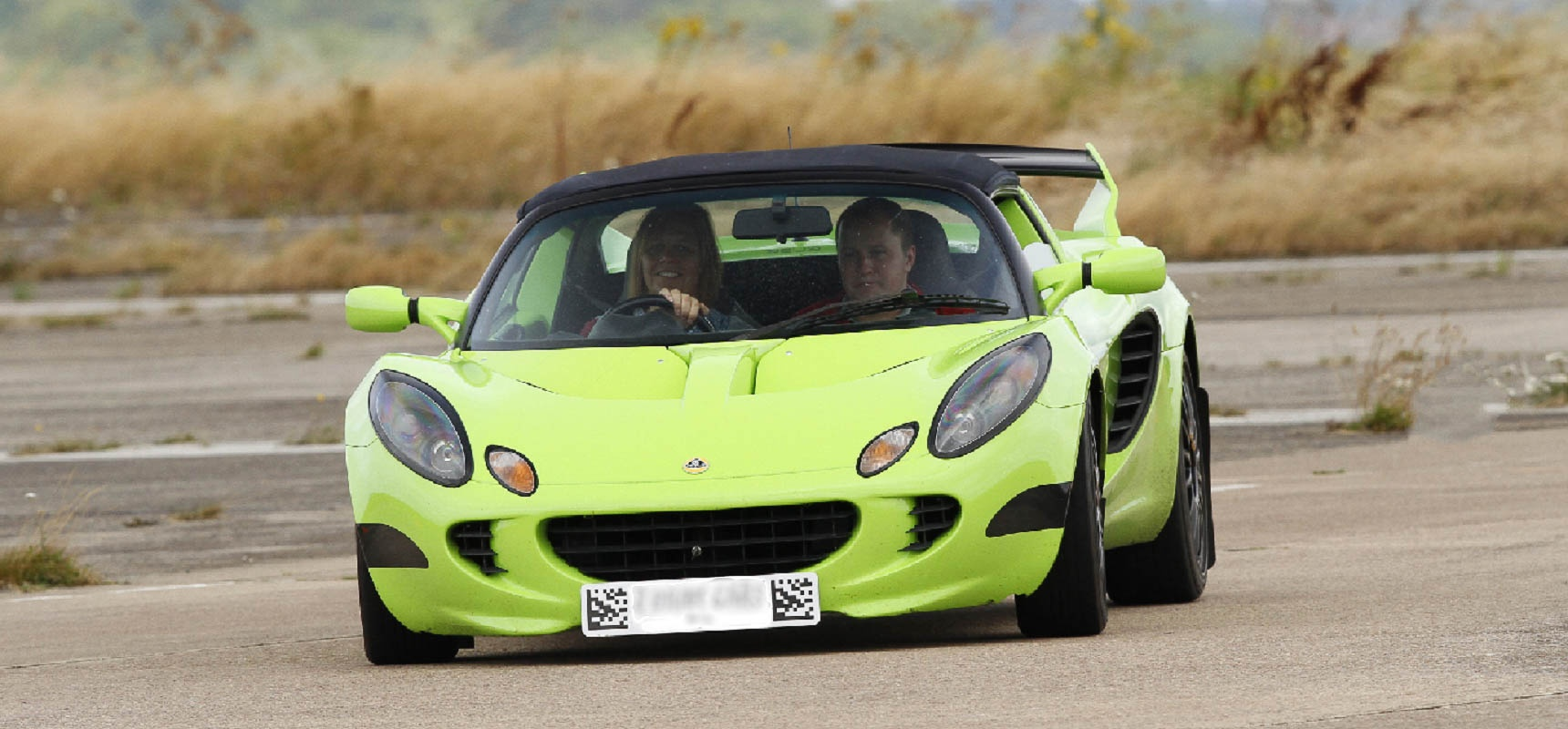 Lotus Thrill Ride Driving Experience - Oxfordshire-3