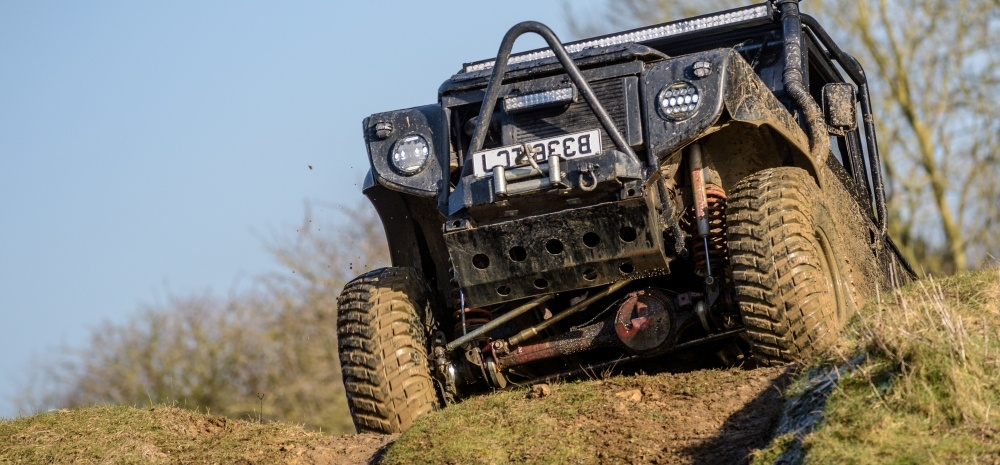 Mad Max 4x4 Driving Experience
