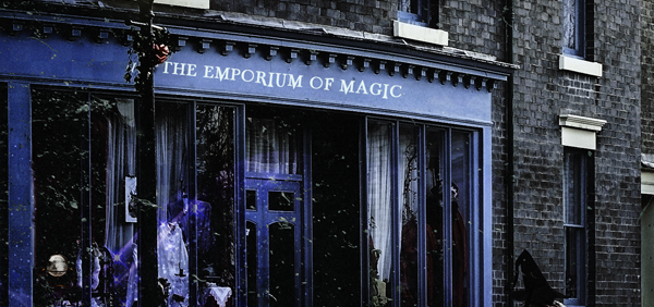 Magic Emporium Escape Room For Two In Manchester