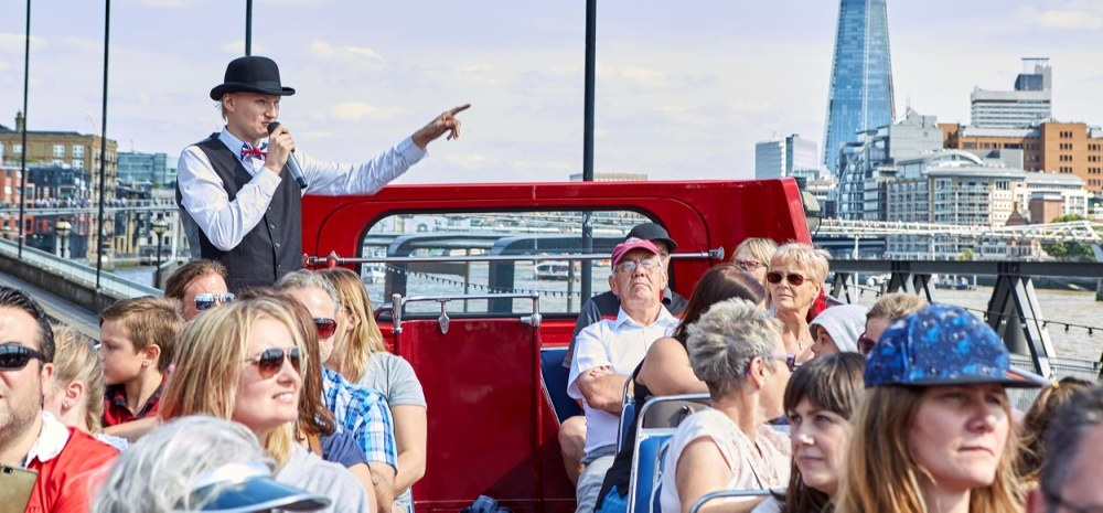 Classic Sightseeing Bus Tour of London-2