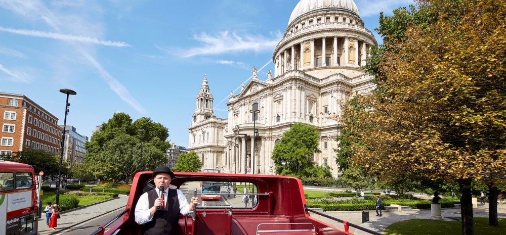 Classic Sightseeing Bus Tour of London-5