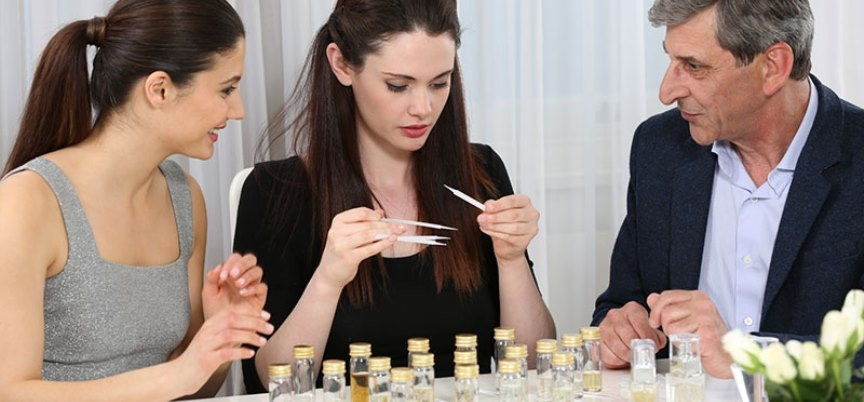 London Platinum Perfume Making For Two With Afternoon Tea-2
