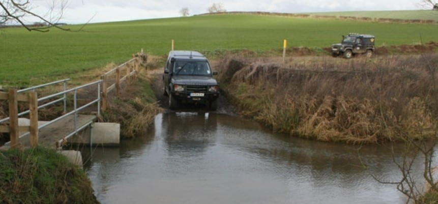 4x4 Driving Private Full Day Leicestershire