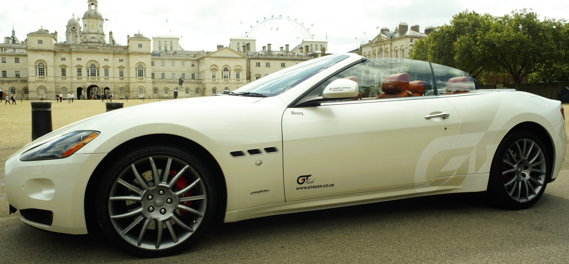 London On-Road Maserati Driving Experience - 30 Minutes-2