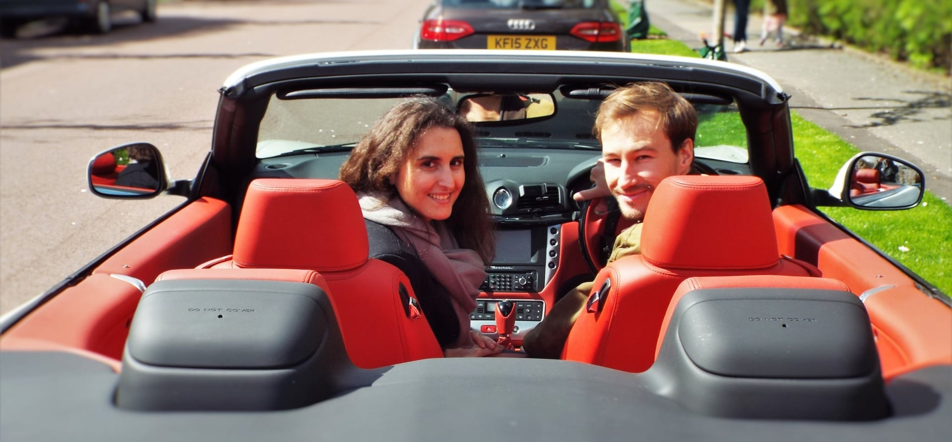 London On-Road Maserati Driving Experience - 30 Minutes-9