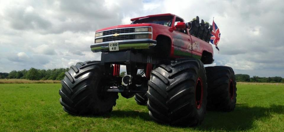 Ultimate Monster Truck Driving Experience-4