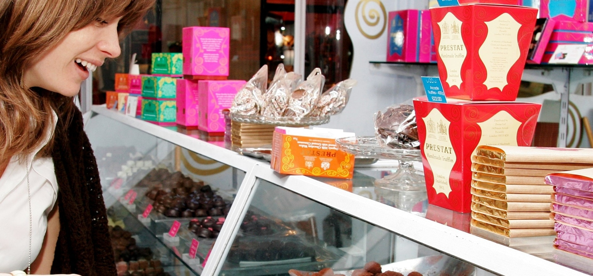 Mayfair London Chocolate Tour for Two-5
