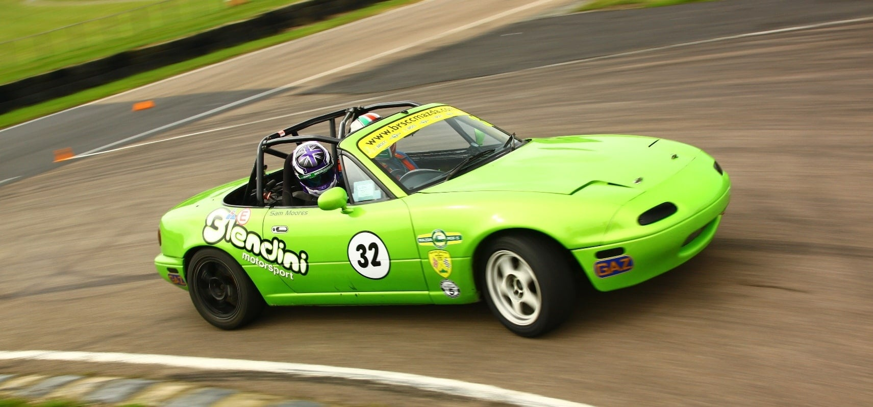 Half Day Race Car Track Driving Experience Lydden Hill