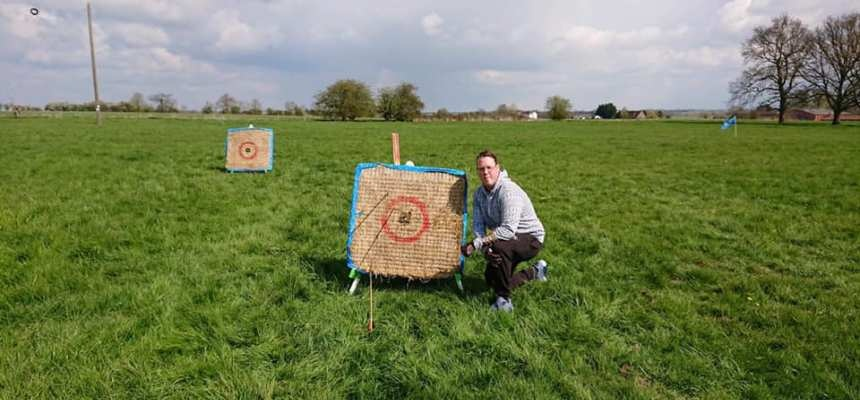 Medieval Longbow Archery Lesson in Essex-3