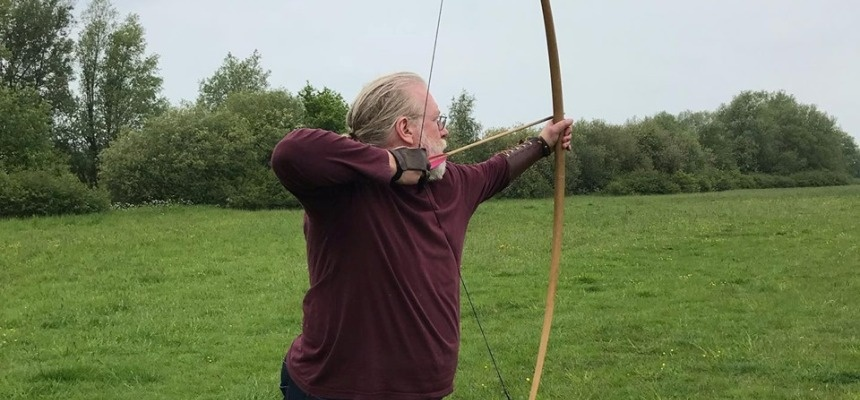 Medieval Longbow Archery Masterclass In Essex