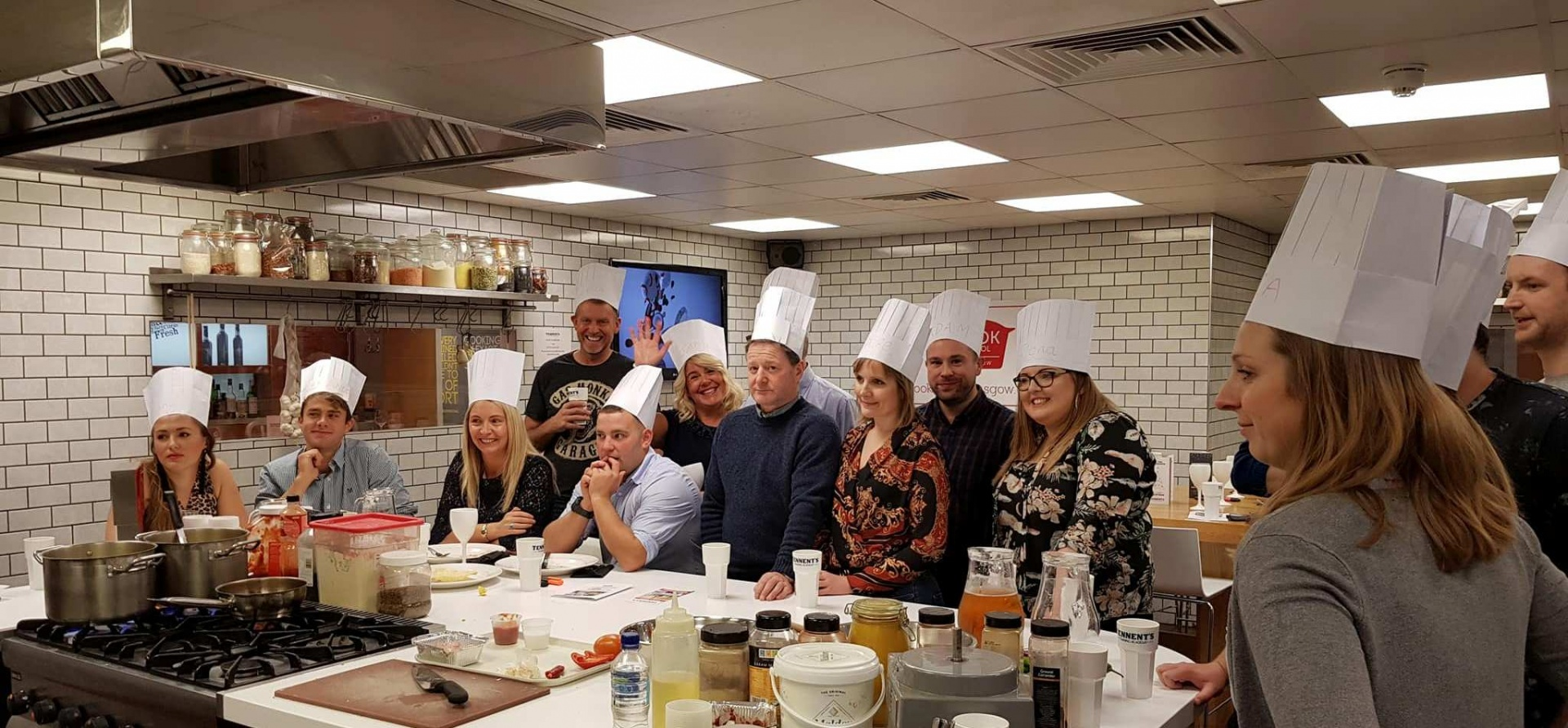 Mediterranean Cooking Masterclass in Glasgow-5