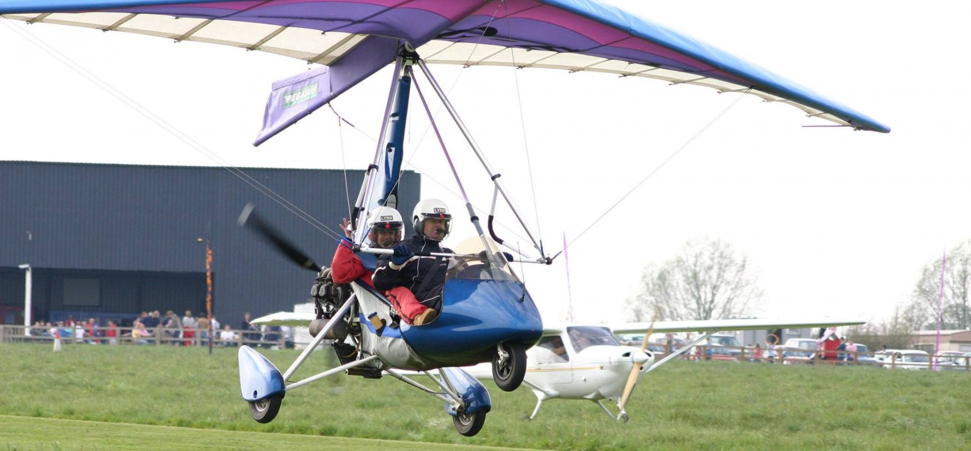 Microlight Flight Berkshire - One Hour