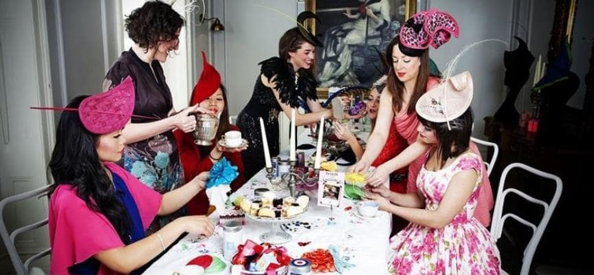Full Day Millinery Masterclass In London-1