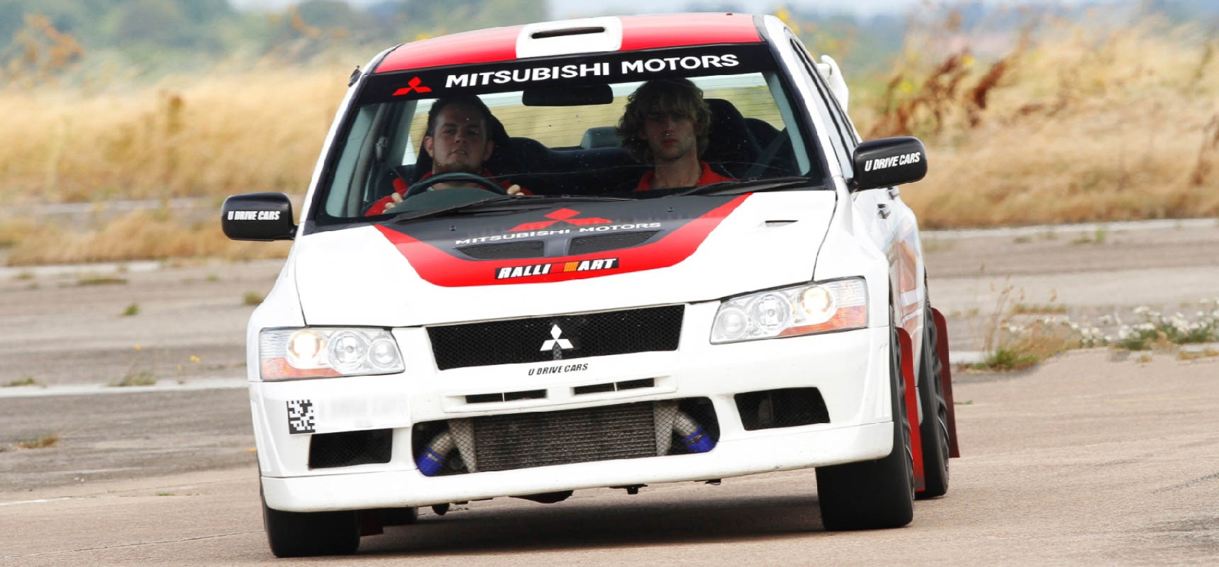 Drive a Mitsubishi Evolution 7 RS - Oxfordshire-1