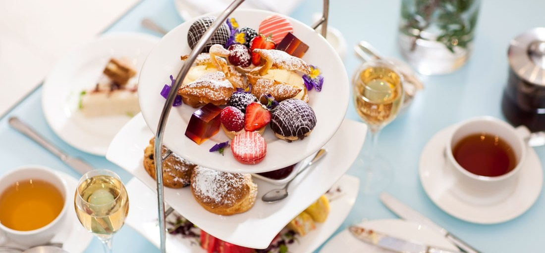Traditional Afternoon Tea For Two At Montcalm Hotel - London-2