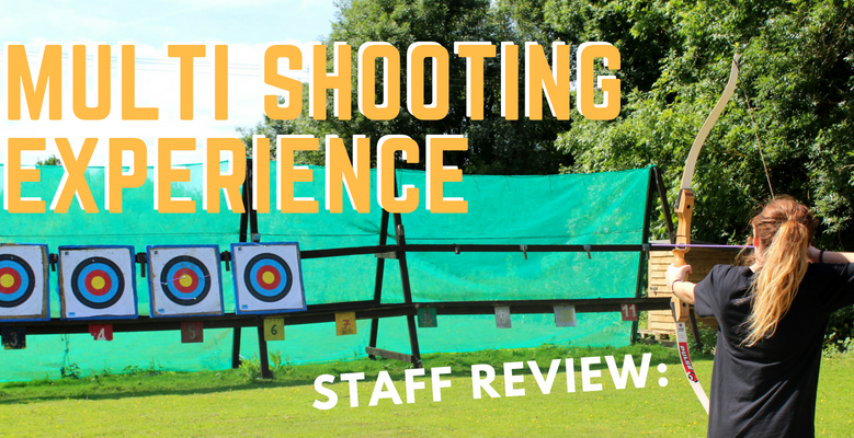 Staff Review: Multi Shooting Experience in East Sussex