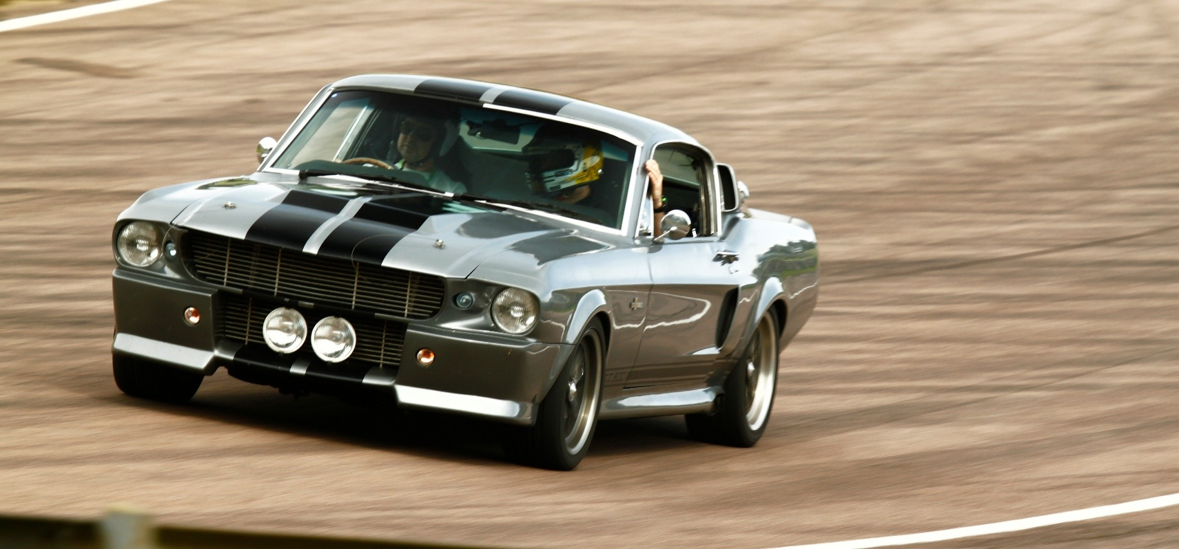 Shelby Mustang GT500 Driving Experience-4