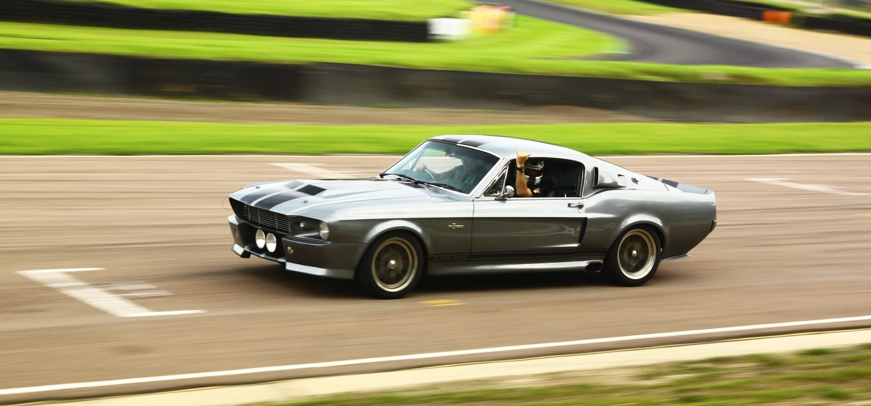 classic ford mustang gt500 driving experience various circuits experience days. Black Bedroom Furniture Sets. Home Design Ideas