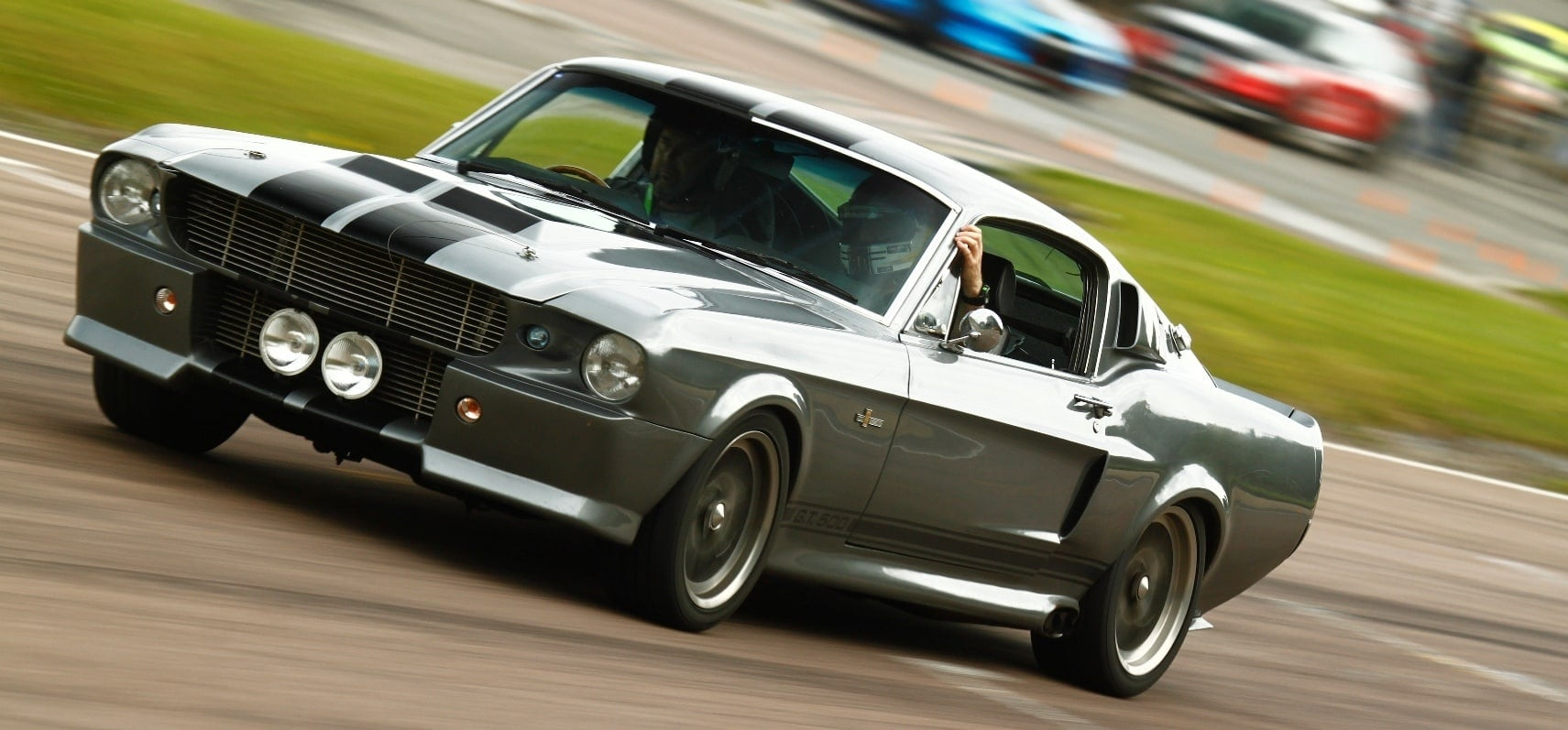 Shelby Mustang GT500 Driving Experience-1