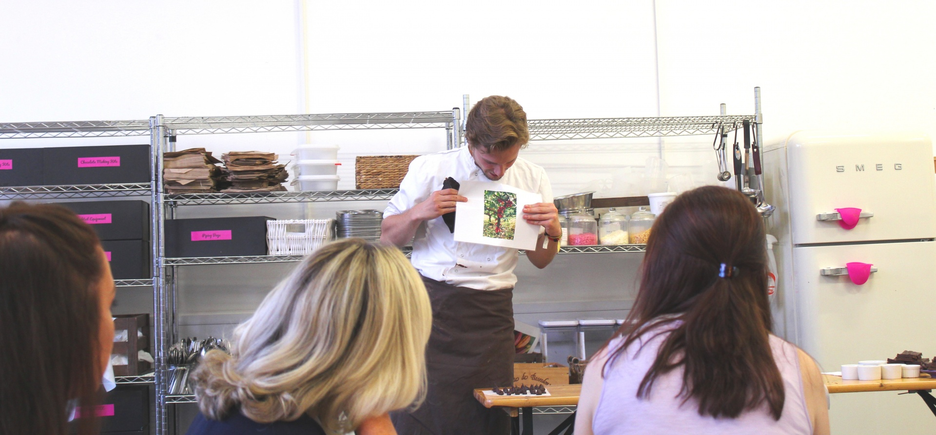 Chocolate Making Workshop In London-11