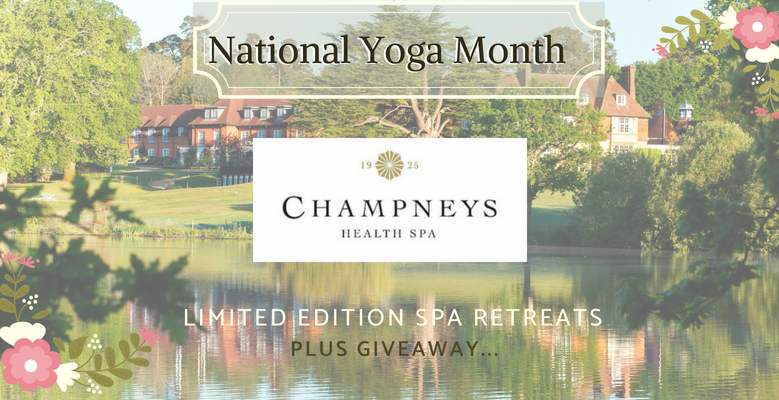 Champney's Spa Retreats and Spa Giveaway to Celebrate National Yoga Month