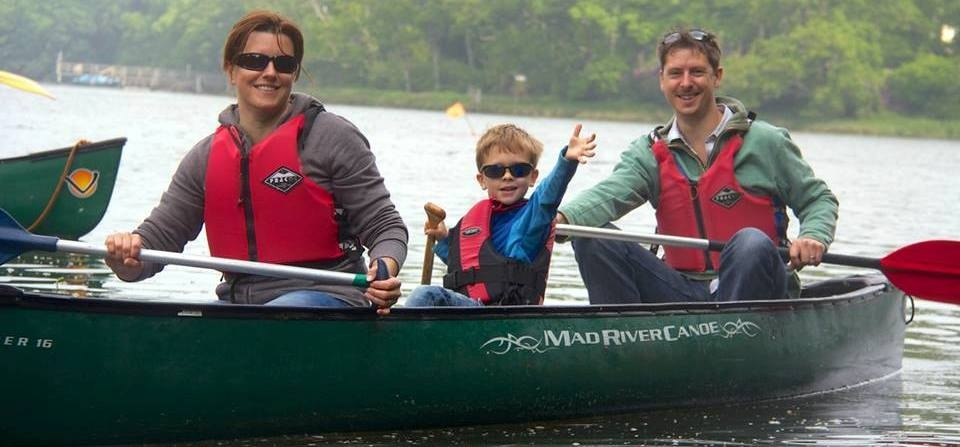 Hampshire Canoeing Experience-3