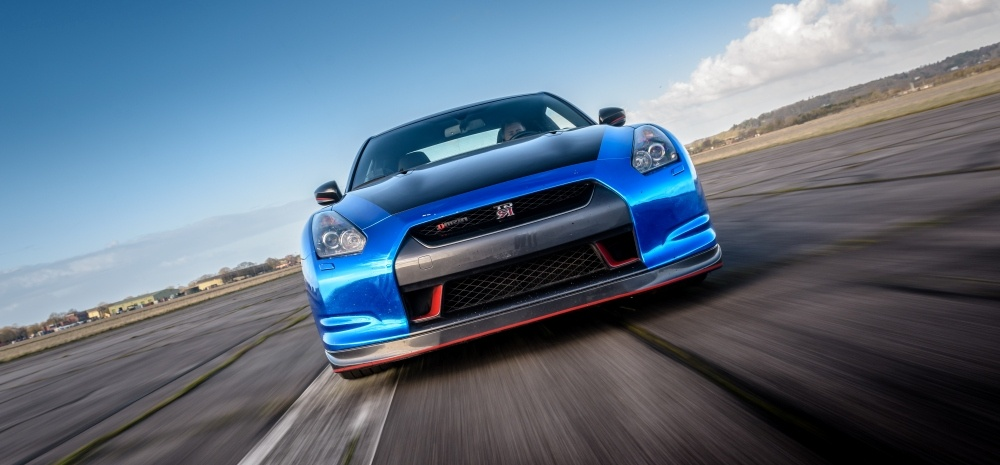 Nissan Gt-r Nismo Driving Experience
