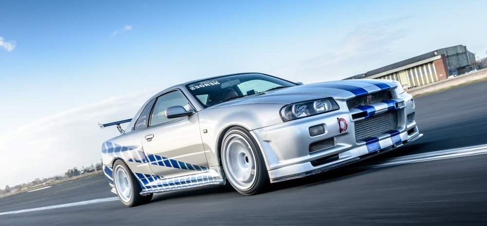 r34 nissan skyline track day various locations experience days