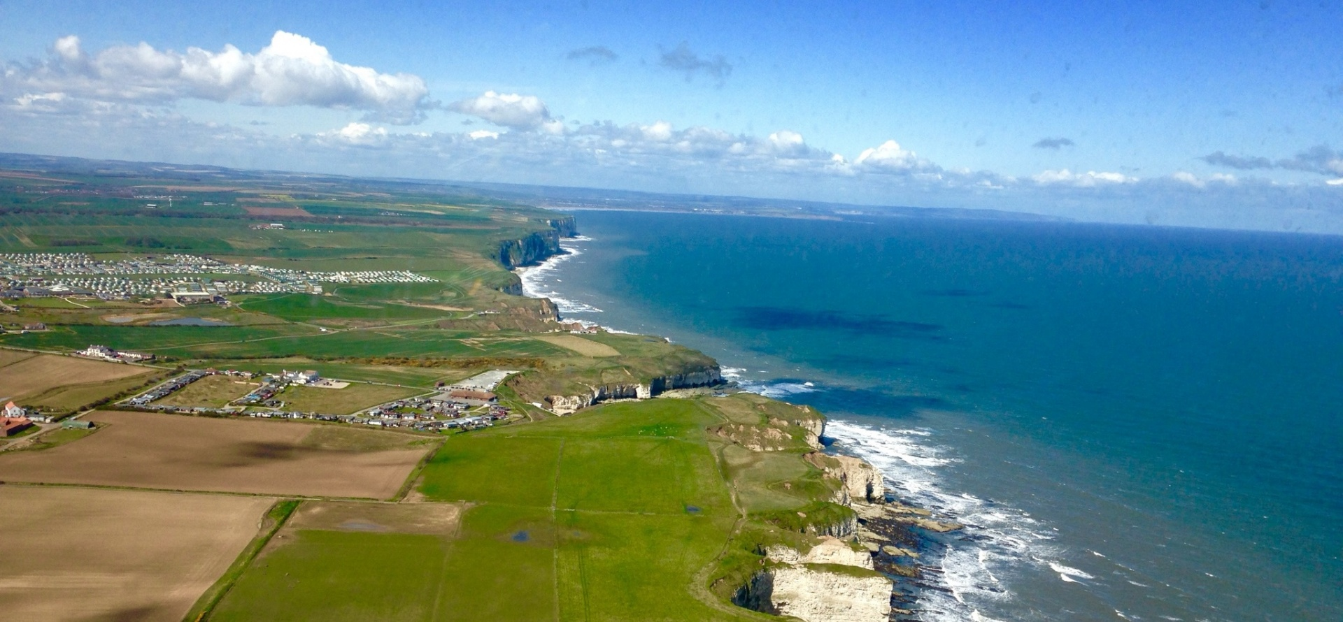 North East Yorkshire Coastal Helicopter Tour