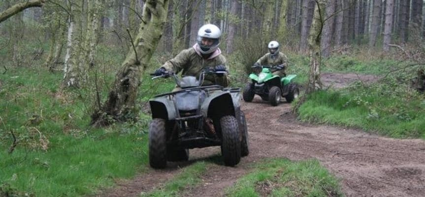 Quad Bike Adventure - For Two-1