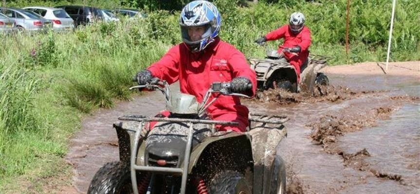 Quad Bike Adventure - For Two-2