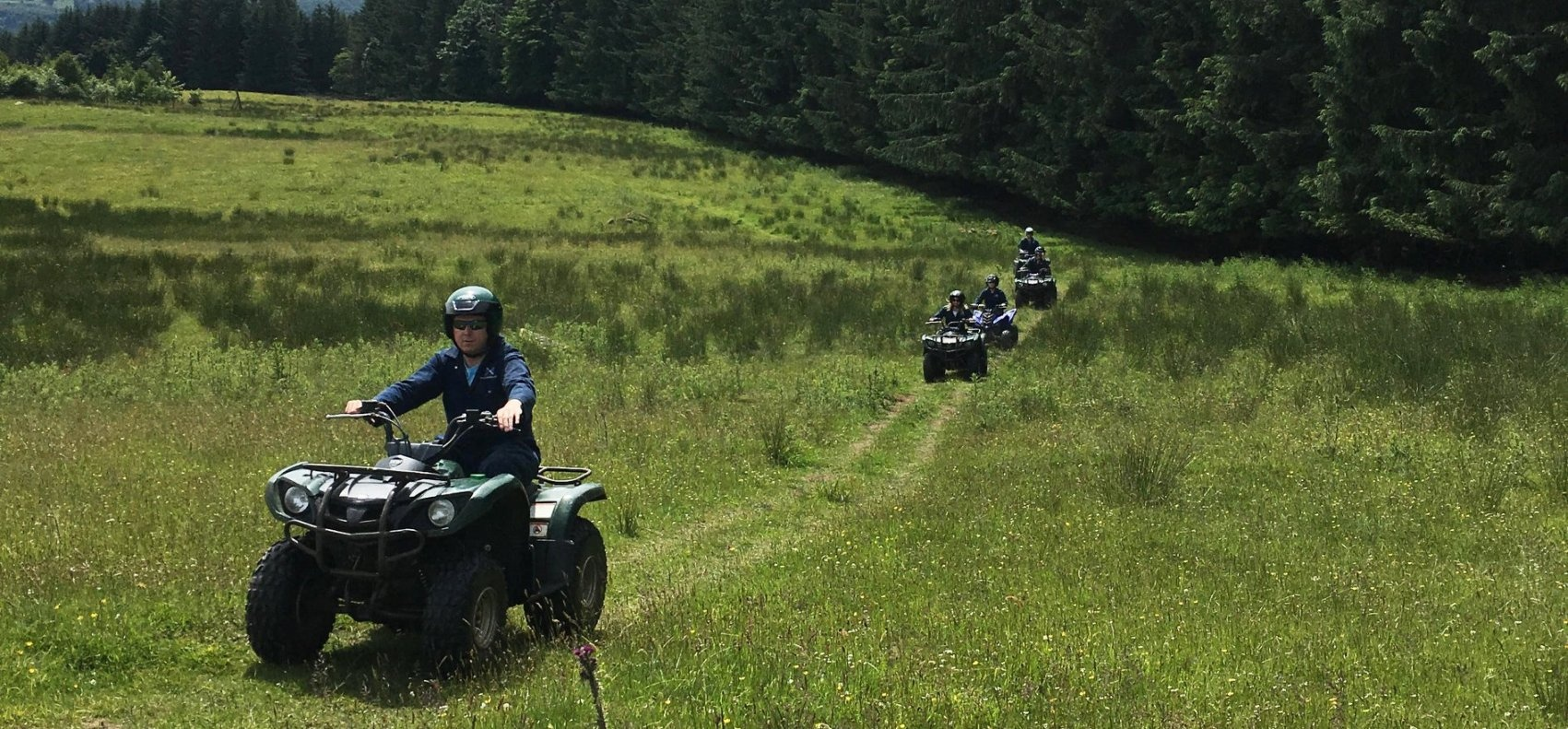 Quad Bike Experience Scotland 1 Hour-2