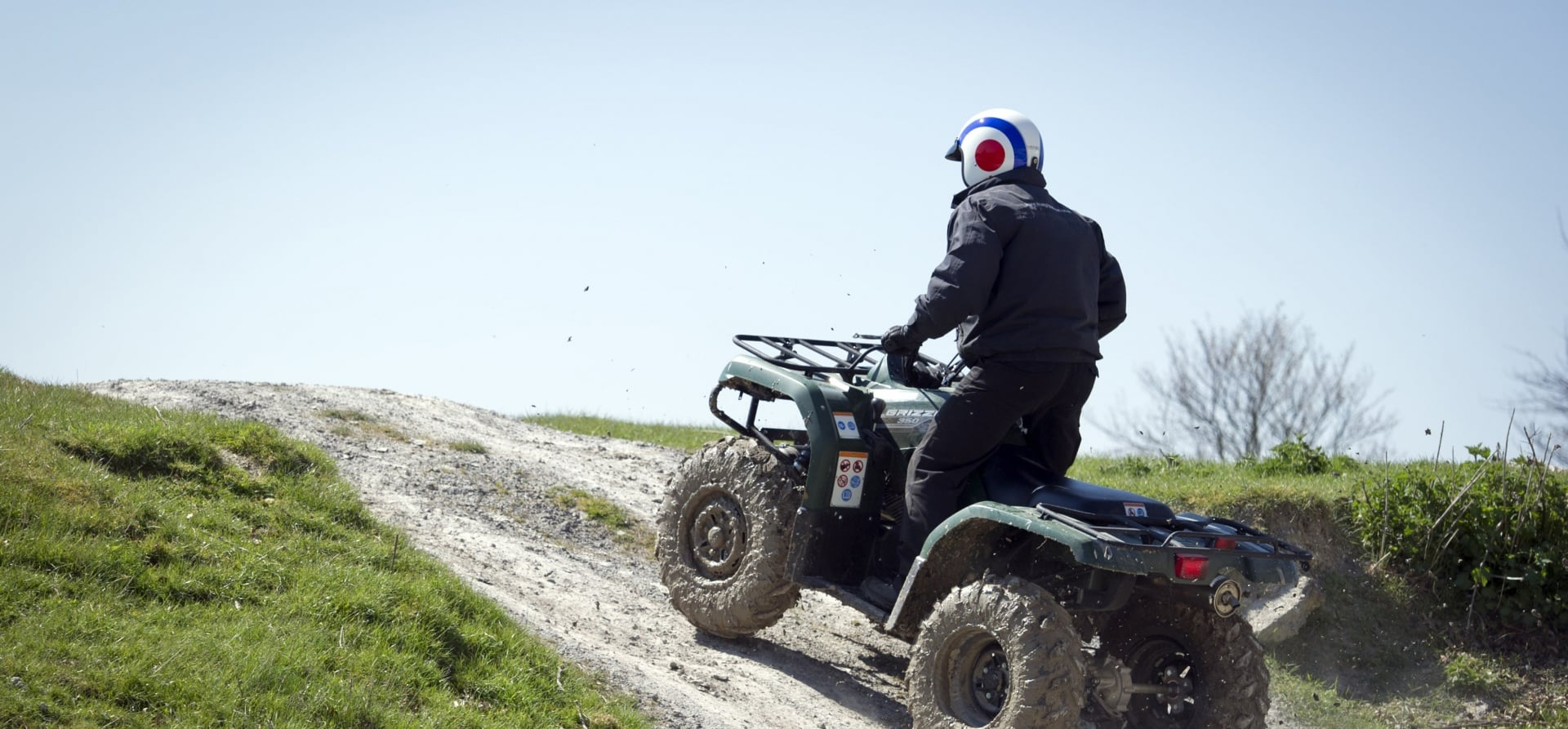 Quad Bike Introduction Thrill - Kent-4