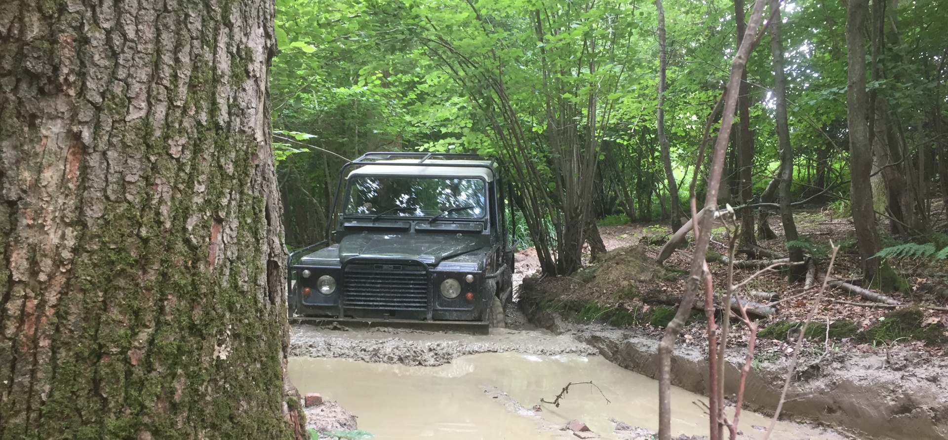 Full Day Off Road Challenge