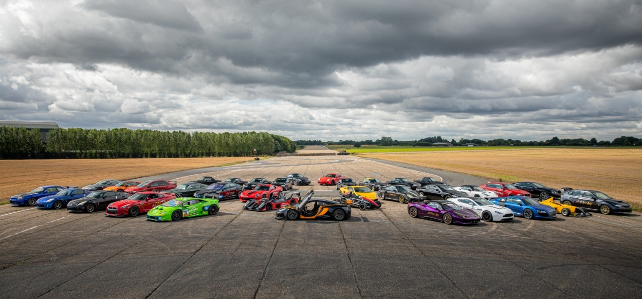 One Supercar Driving Thrill in Hemel Hempstead-5