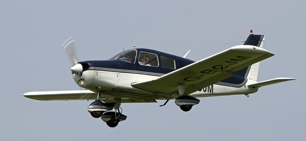 One Hour Light Aircraft Flying Lesson for Two in Merseyside-3