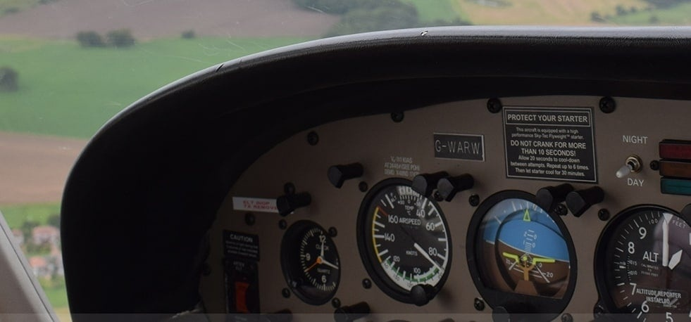 One Hour Light Aircraft Flying Lesson for Two in Merseyside-4
