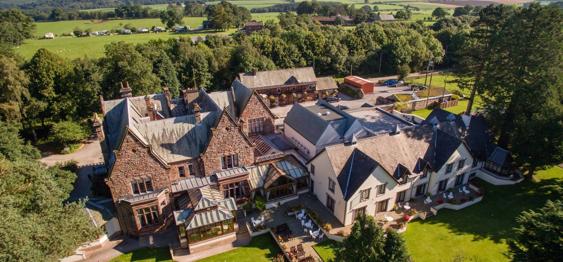 Spa Break and Treament For Two - Cumbria-2