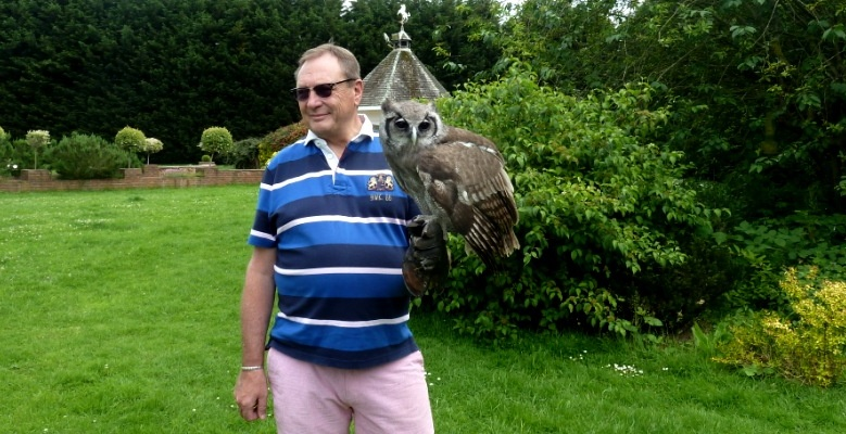 Staff Review: Owl Experience in Kent