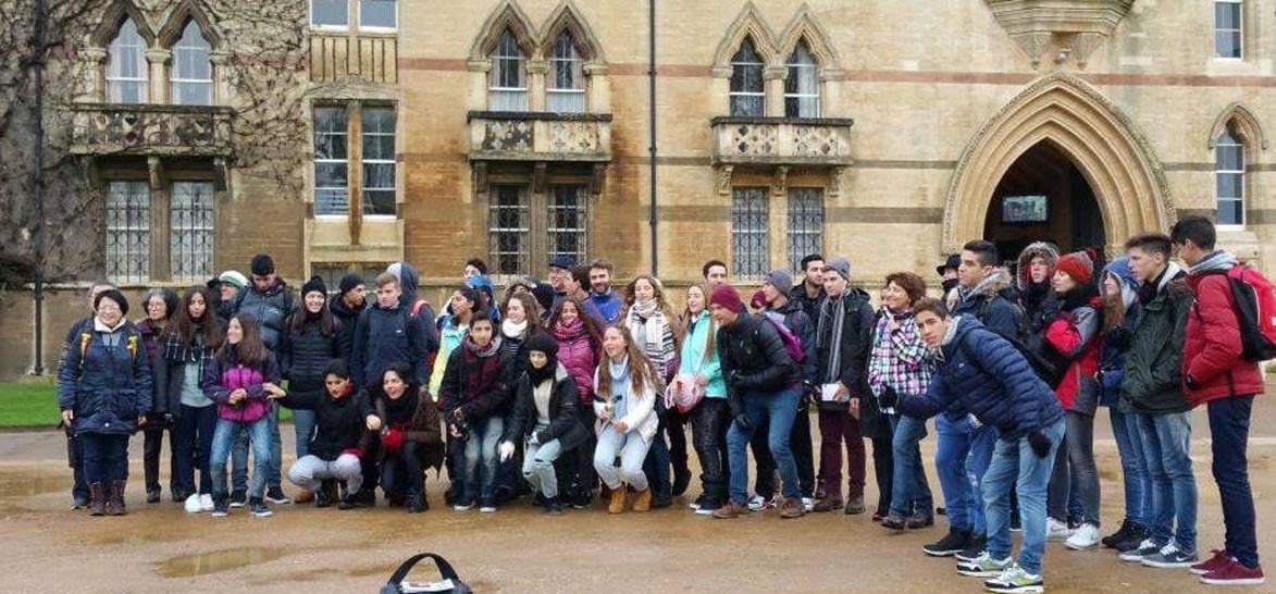 Harry Potter Walking Tour of Oxford - For 2-2
