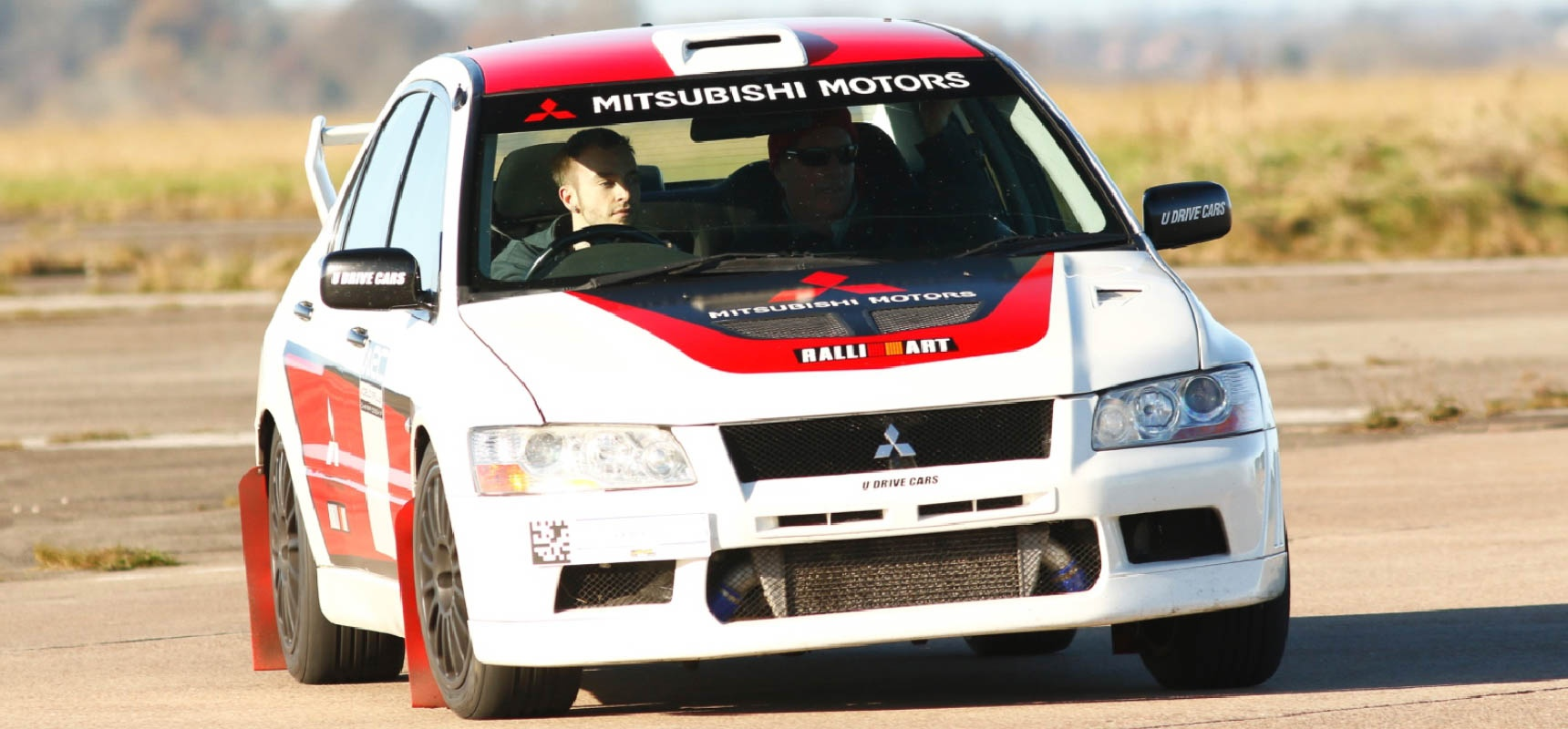Drive a Mitsubishi Evolution 7 RS - Oxfordshire-3
