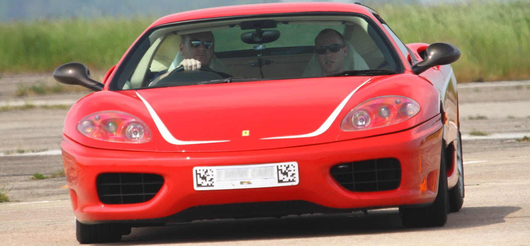 Supercar Driving x4 - Oxfordshire-6