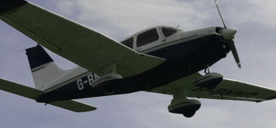 45 Minute PA28 Flight Lesson in Norwich-1